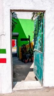 Sayulita Entrance